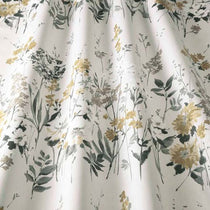 Wild Meadow Charcoal Curtains