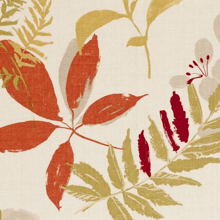 Woodland Spice Curtains
