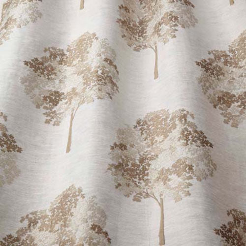 Woodland Taupe Curtains