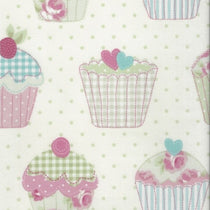 Cup Cakes Multi PVC Tablecloth PVC Tablecloths