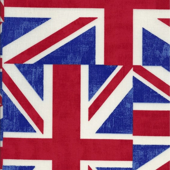 Union Jack Multi PVC Tablecloth PVC Tablecloths