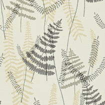 Athyrium Chalk Pewter and Biscuit Wallpapers
