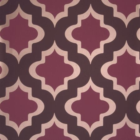 Kasbah Damson Wallpapers