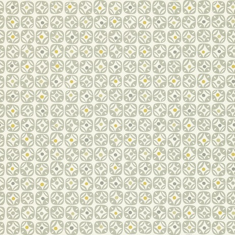 Miro Steel Chalk and Mustard Wallpapers