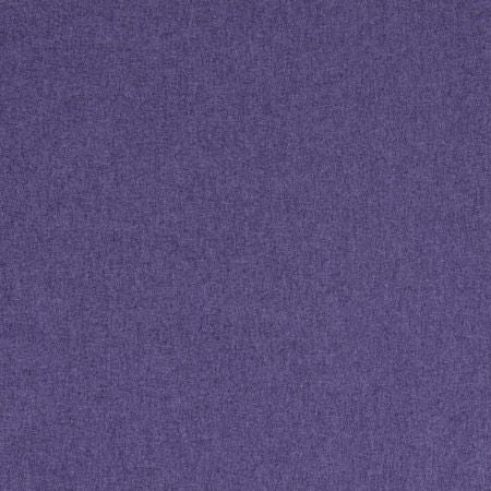 Highlander Wool Violet Curtains