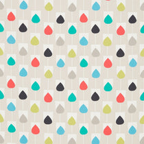 Sula Julep Watermelon Liquorice 120471 Fabric by the Metre