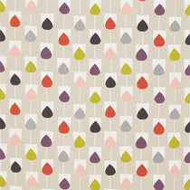 Sula Spice Rose Graphite 120473 Fabric by the Metre