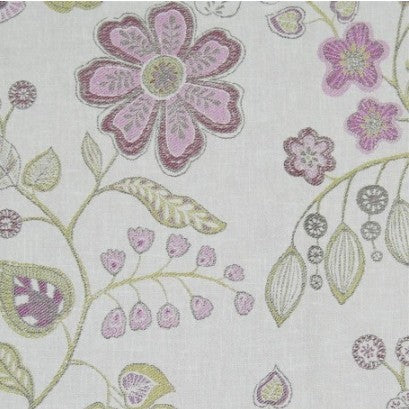 Hartwell Damson Curtains