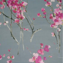 Seville Blossom Slate Fabric by the Metre
