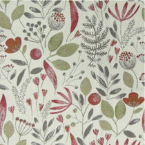 Winslow Cream Russet Fabric by the Metre