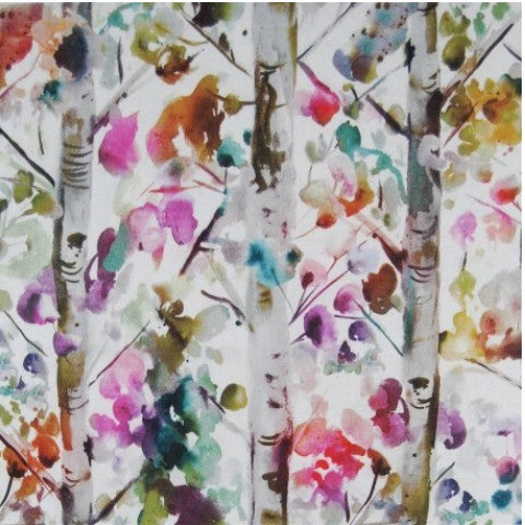 Jumanah Lotus Fabric by the Metre