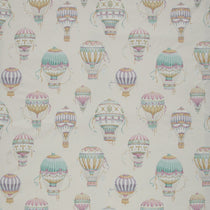 Balloons Aqua Curtains