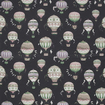 Balloons Ebony Roman Blinds