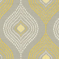 Ava Citrus Roman Blinds