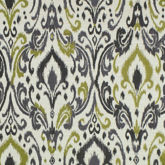 Macon Olive Curtains