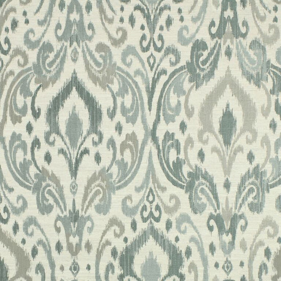 Macon Teal Curtains