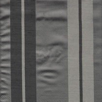 Lynmouth Stripe Charcoal Curtains