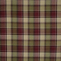 Argyle Claret Roman Blinds