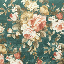 Emeline Teal Fabric by the Metre