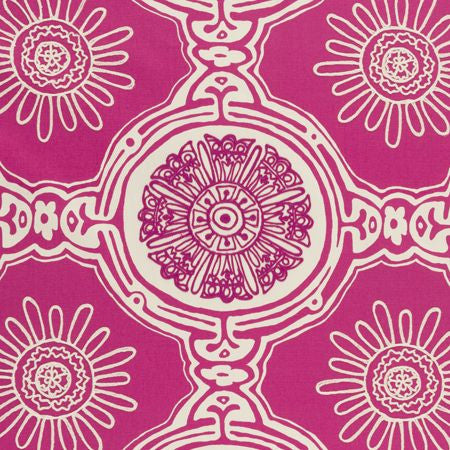 Maxime Cerise Curtains