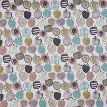 APPLES MARSHMALLOW Roman Blinds