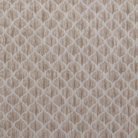 Deco Taupe Sheer Voile Curtains