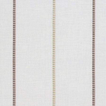 Punto Natural Sheer Voile Curtains
