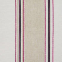 Strata Pink Silver Sheer Voile Curtains