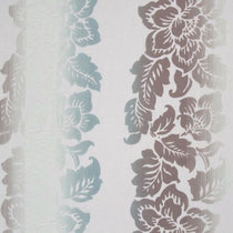 Tranquility Aqua Sheer Voile Curtains