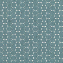 Enso Teal V3222-07 Curtains