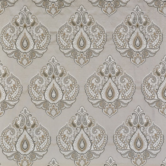 Dauphine Silver Lining Curtains