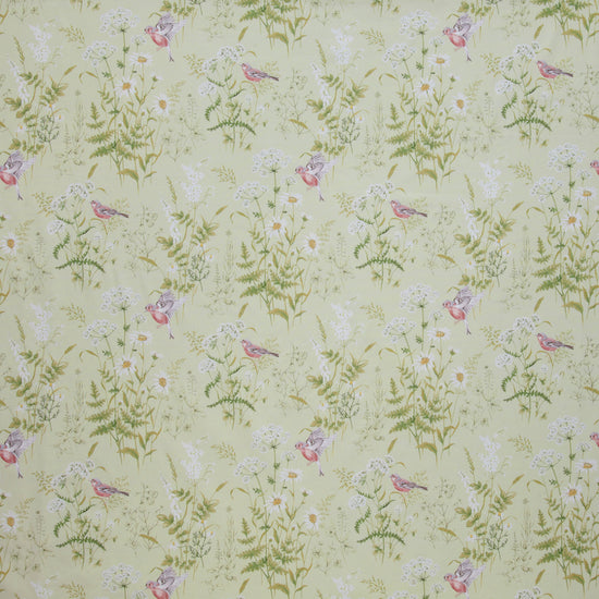 Forever Spring Fern Curtains