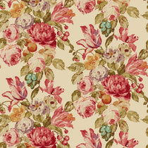 Blooming Antique Curtains