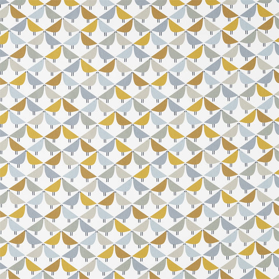 Lintu Dandelion Butterscotch Pebble 120586 Curtains