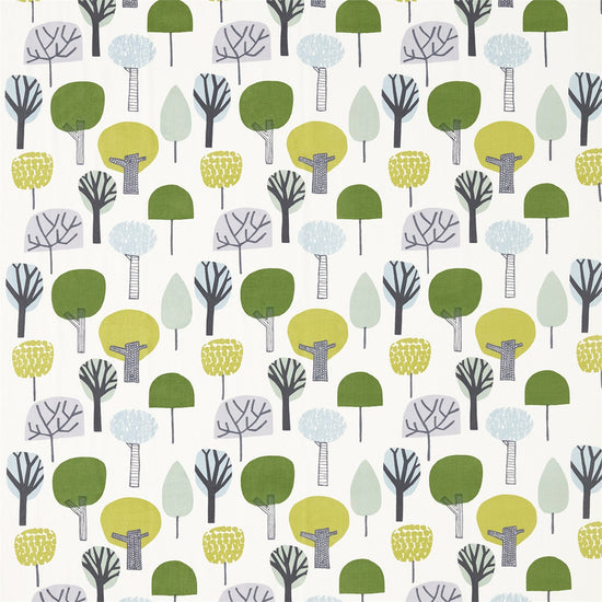 Liora Citrus Gecko Glacier 132143 Curtains