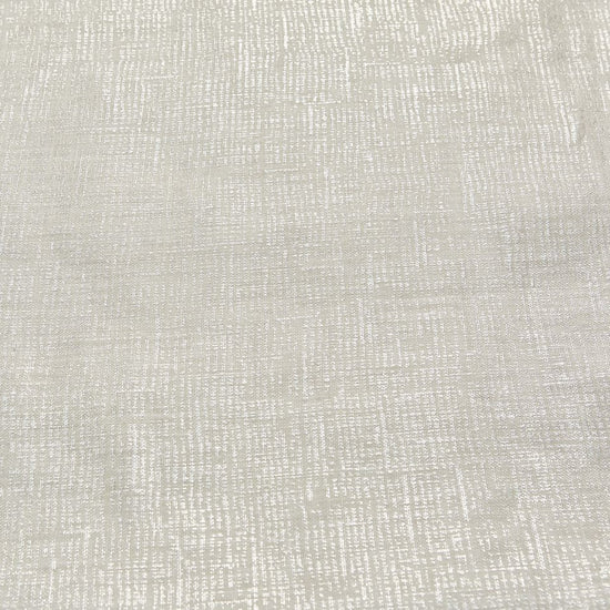 Shimmer Ivory Sheer Voile Curtains