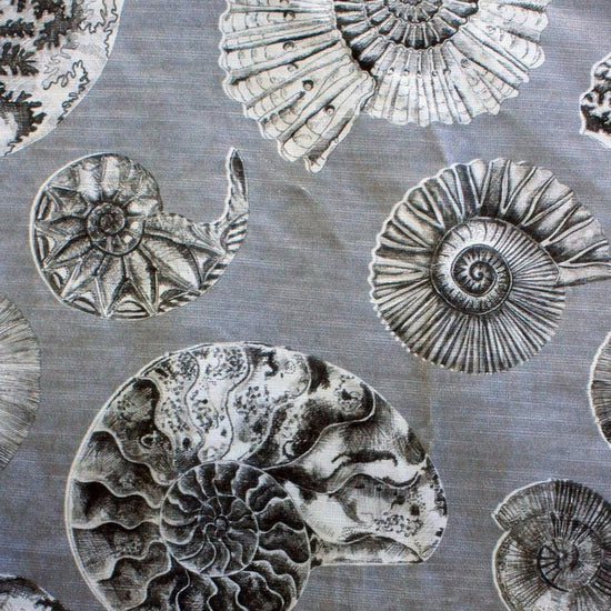 Fossilium Velvet Curtains
