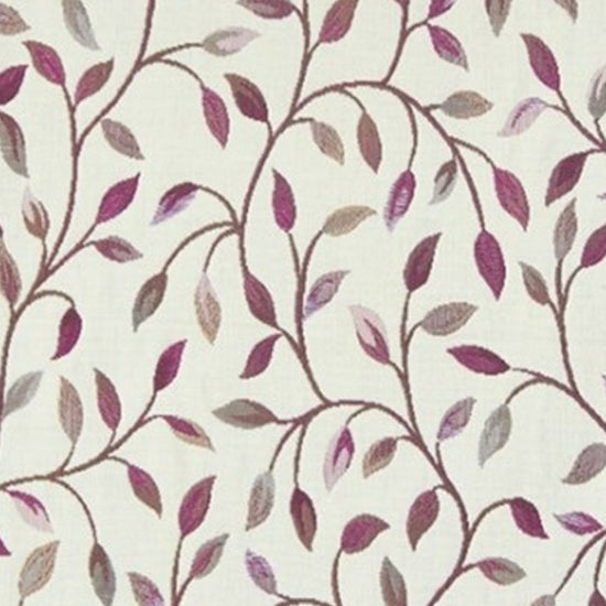 Cervino Plum Curtains