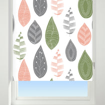 Leaf Cluster Multi Roller Blinds