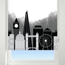 London Skyline Roller Blinds