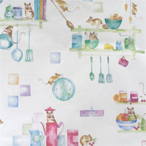 Mischievous Mice Tutti Frutti Wall Art