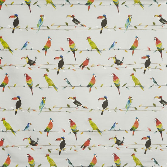Toucan Talk Tropical Curtains