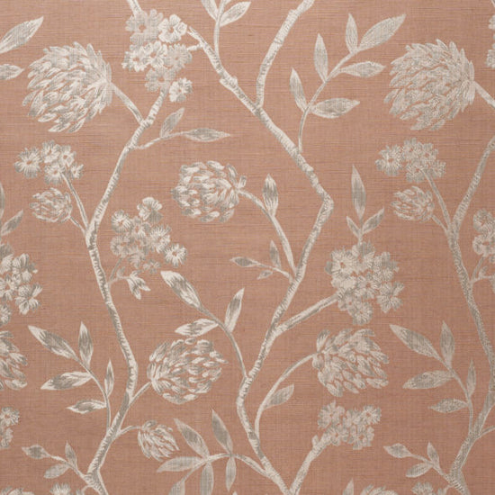 Wavertree Blush Curtains