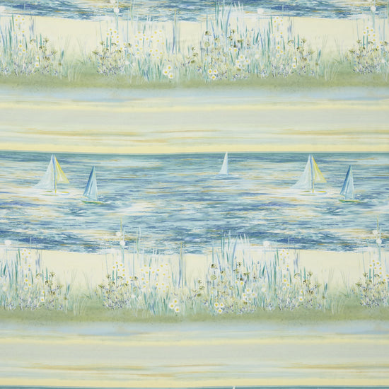 Seascape Lagoon Curtains
