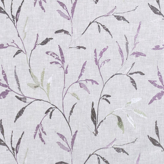 Norella Mauve Curtains By Belfield Design Studio Made For