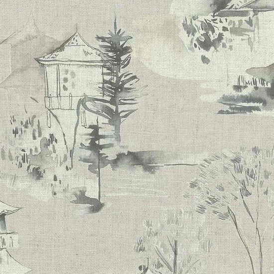 Kyoto Linen Bamboo Curtains