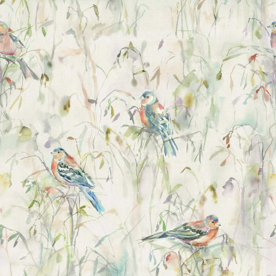 Chaffinch Cream Curtains