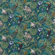 Rainforest Lagoon Curtains