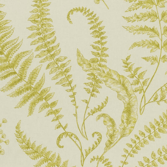 Folium Chartreuse Curtains