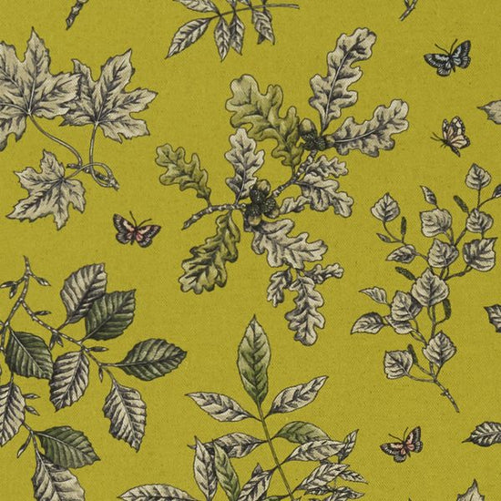 Hortus Chartreuse Curtains